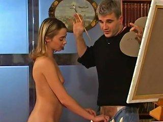 Petite French Slut Vicky Vicci Free Blonde Porn Video 76