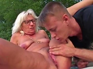 Granny sex xhamster